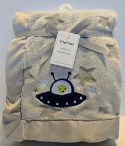 Carter's Baby Boys' Alien Plush Blanket