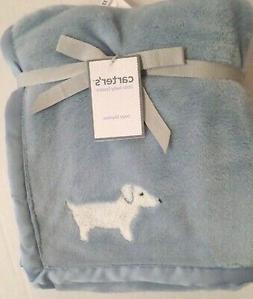 Carter's Baby Boys' Dog Blanket