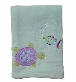 "Baby Coral Fleece Blanket, 40"" X 30"" Cozy, Comfortable & War"
