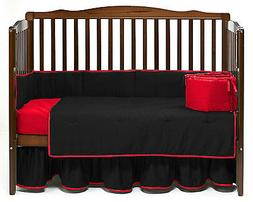 Nursery Bedding Baby Crib/Cradle/Mini crib Reversible Bumper
