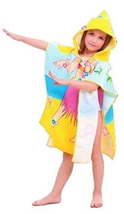 RT Kimura Baby Cute Bath Towel Hooded Blanket - Microfiber C