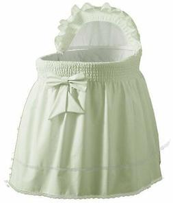 baby doll bedding neutral sea shell bassinet bedding for boy