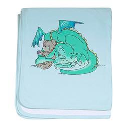 CafePress - Baby Dragon - Baby Blanket, Super Soft Newborn S