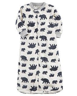 Carter's Unisex Baby Fleece Sleepbag Sleepsuit, Bears, Small