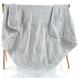 Baby Gauze Blanket/Comforter/Swaddle Boys Girls Bed Quilt 10