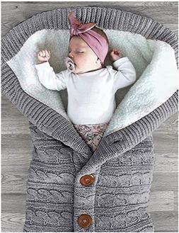XMWEALTHY Unisex Baby Girls Boys Swaddle Blankets Cute Infan