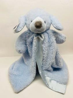 Baby Gund Huggybuddy Bear Boys Lovey Security Blanket Fluffe