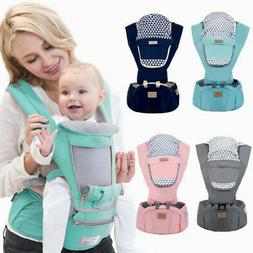 Baby Infant Carrier Breathable Ergonomic Adjustable Wrap Sli