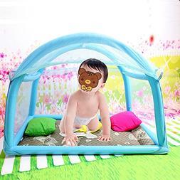 New Baby Kid Infant Nursery Bed Crib Canopy Mosquito Net Net