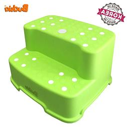 Baby Kids Extra-Wide & Tall Jumbo Step Stool with Removable