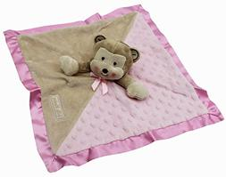 Naovio Baby Kids Security Blanket Toy Soft Plush Teething Cl