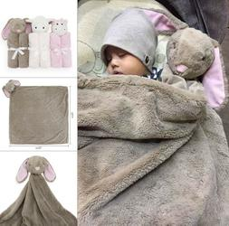 Baby Kids Soft Fleece Flannel Animal Blanket  for Boys & Gir