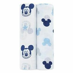 Ideal Baby ideal baby swaddles 2-Pack; ideal mickey 2-pack