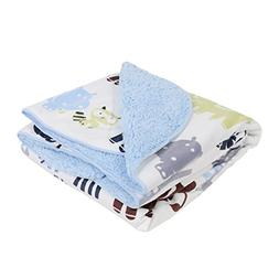 Labebe Baby Newborn Animal Cartoon Cashmere Blanket Soft and