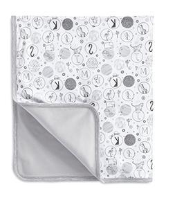 Lamaze Organic Baby Baby Organic Essentials 2 Ply Blanket, G