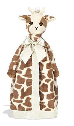 Bearington Baby Patches Giraffe Snuggler, Plush Security Bla