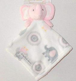 baby-blanket · Blankets and Beyond. baby plush elephant security pink 71fd0c5be