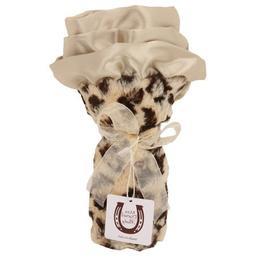 Max Daniel Baby Plush Print Security Blanket - Jaguar