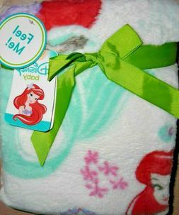 DISNEY BABY PRINCESS THE LITTLE MERMAID ARIEL PLUSH BABY GIR