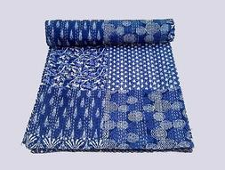 Baby Quilt Queen Cotton Bed Cover Bedspread Blanket Sheet Th