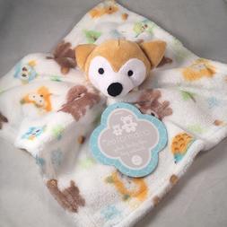 Cribmates Baby Security Blanket, Plush Dog, Gift, Shower, Bo