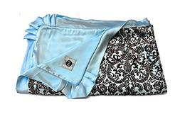 Baby Shower Gift, Recieving Blanket, Luxurious Soft Chennile