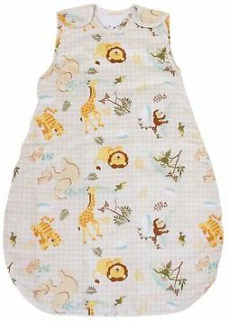 Baby Sleeping Bag Safari, 1 TOG Summer Model )