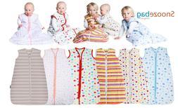 Snoozebag Baby Sleeping Bag//Sleepsack 2.5 Tog TWIN 2 Pack 0-6 6-18,18-36 months