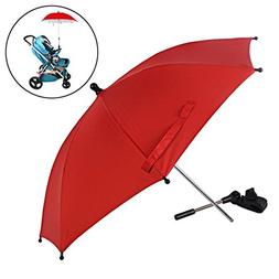SLC Baby Stroller UV Protection Clip-On Umbrella Stand Holde