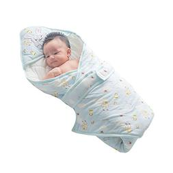Baby Swaddling Blankets Receiving Blankets - GreForest Thick