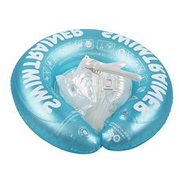 Baby Swim Ring ,Neck Hold Swimming Pool Float Trainer Infant