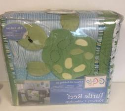 "CoCaLo Baby ""Turtle Reef"" Nursery Collection 8-Piece Bed"