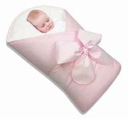 BundleBee Baby Wrap Swaddle Blanket, Pink, 0-4 Months#05