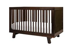 babyletto Hudson 3-in-1 Convertible Crib with Toddler Rail,