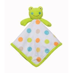 Babystarters Snuggle Buddy Security Blanket, Green