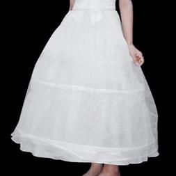 Ecloud ShopUS® 10 pieces Ball Gown Bridal Wedding Petticoat