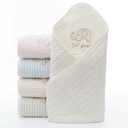 Bassinet Cotton Newborn Baby Blanket Envelop Swaddle Bedding