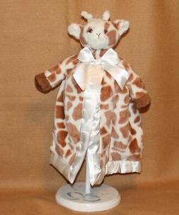 Bearington Bears Baby Patches Snuggler Extra Soft Baby Giraf