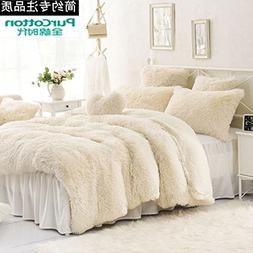 Bedding Sets The Korean version of winter mink lint-free Lam