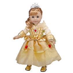 Dress Along Dolly Belle-Inspired Outfit for American Girl Do