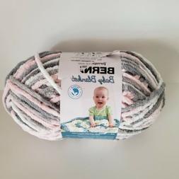Bernat Baby Blanket Big Ball Yarn-Baby Grays