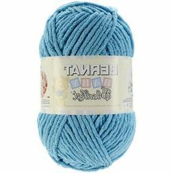 Spinrite Bernat Baby Blanket Big Ball Yarn - Baby Teal