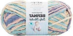 Bernat Baby Blanket Big Ball Yarn-Mini Succulents