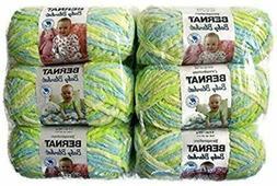 Bernat Baby Blanket Yarn-Little Dinosaurs - 3 Pack