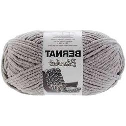 Bernat Blanket Big Ball Yarn-Dark Grey