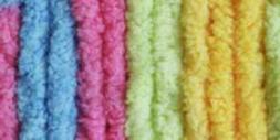Bernat Blanket Brights Big Ball Yarn-Sweet & Sour Variegated