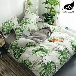 Best Quality - Bedding Sets - Nordic Rainforest Bedding Set