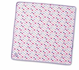 American Girl Bitty Baby Colorful Dots Blanket NEW in packag