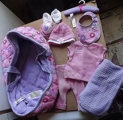 "American Girl Bitty Baby Welcome Home Bitty Set for 15"" Doll"