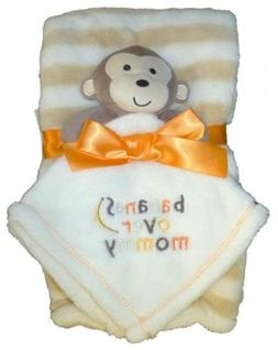 Baby Gear 2 Piece Baby Blanket Bananas Over Mommy Security M